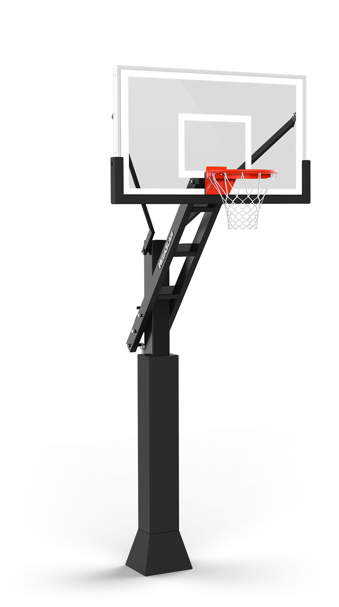 Citaten Hoop Hoopz : Megaslam adjustable basketball hoop quot goal
