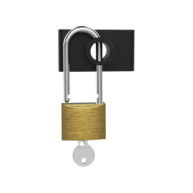 Actuator Security Cover