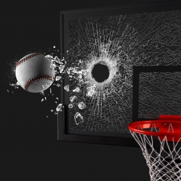 No Break Backboard Protection®