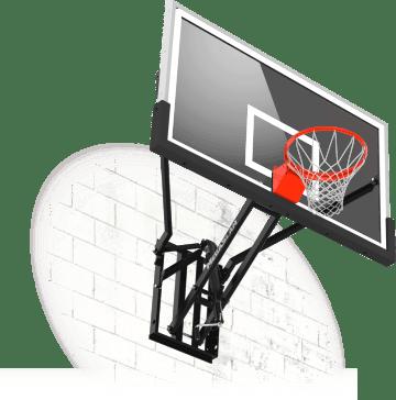 Pro Gym basketball system