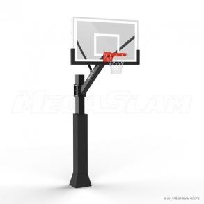 FX 60 Inch Basketball Hoop | Free Standing Basketball Hoop